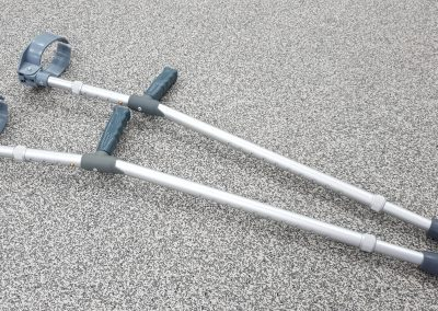 Forearm crutches (pair)